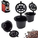 teekini casa cocina rellenable Cápsula de café Copa reutilizables recarga de filtro para Nespresso Máquina
