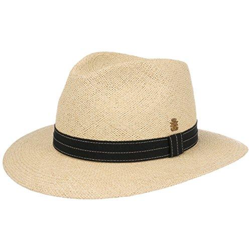 Chapeau Andrew Panama Mayser chapeau de paille panama (55 cm - nature)