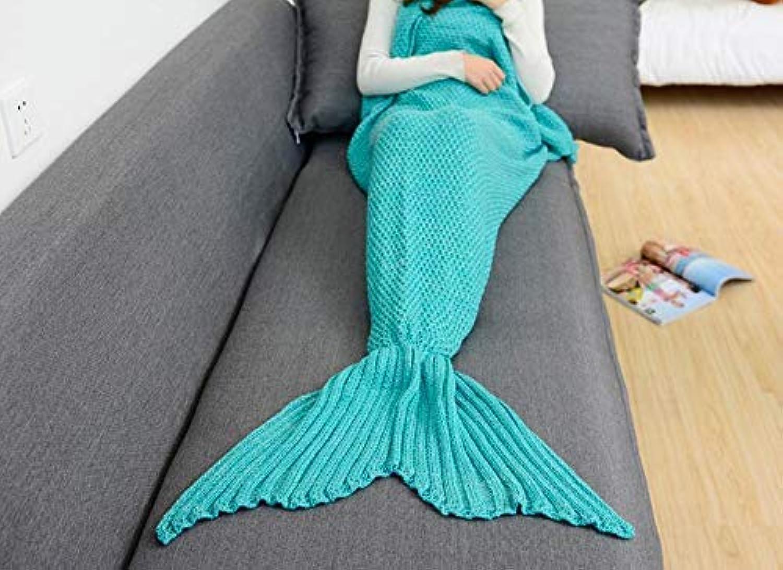 ahorrar en el despacho YHUJH Home Sofá con Cola de de de Sirena Sirena, Azul Lago, 180  90 cm (71  35.4 Pulgadas) (Color   Lake azul, Talla   180  90cm)  Compra calidad 100% autentica