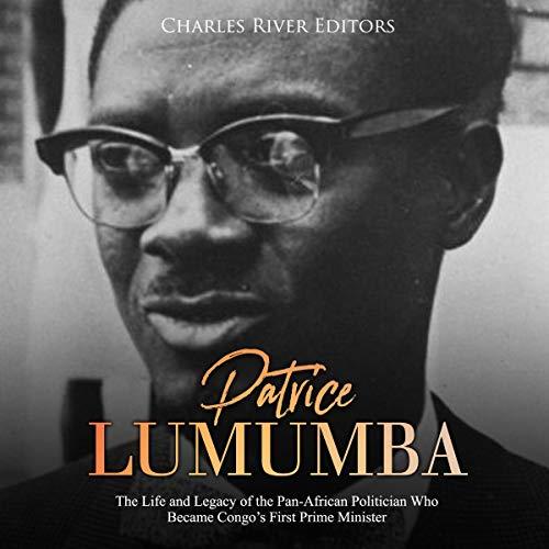 Page de couverture de Patrice Lumumba