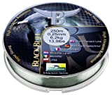 Cormoran Black Bull Schnur 0,16mm 2,4Kg 250m Monofile Angelschnur
