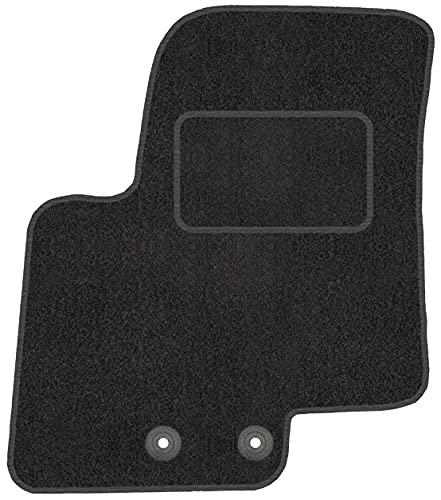 Fahrer Velour Fußmatten Satz für Hyundai ix20 (10-18) - 1-teilig - Passgenau