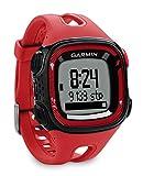 Garmin Forerunner 15 Reloj Deportivo con GPS y Monitor de Actividad, Negro/Rojo, Tamaño L (Reacondicionado)