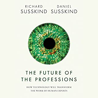 The Future of the Professions cover art