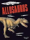 North American Dinosaurs Allosaurus