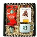 Starbucks Gift Box with Greeting Card