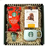 Starbucks Gift Box with Greeting Card, One Size, Assorted