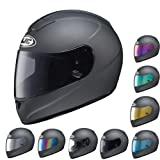 HJC Shield for AC-12, AC-12 Carbon, FS-15, CL-15 and CL-SP Helmet - --/Anti-Fog Amber