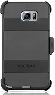 Pelican Progear Voyager Rugged Case with Holster for Samsung Galaxy Note 5 - Retail Packaging - BLACK