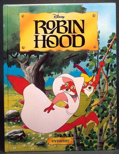 Robin Hood (Nueva antología Disney)