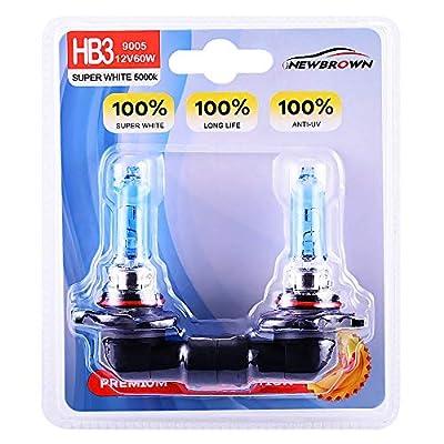 Fog Light Bulb Fog driving light,Cornering light 12V/24W, 2 Pack