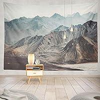 JOOCAR 山の風景タペストリー静かな風景自然壁掛け居間の寝室の寮の装飾的な芸術のタペストリー 150cm x 230cm