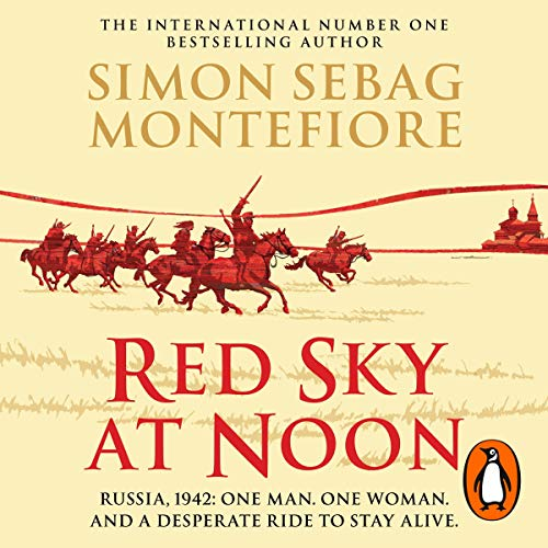 Couverture de Red Sky at Noon