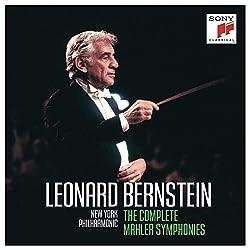 Leonard Bernstein : The complete Mahler symphonies - New York Philharmonic
