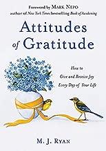 attitudes of gratitude mj ryan