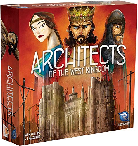 Renegade Games 819 - Architects