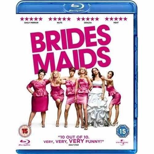Bridesmaids [Region B] [Blu-ray]