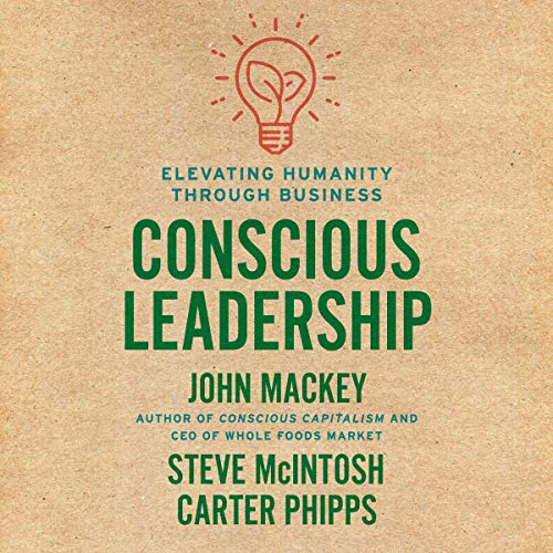 Conscious Leadership cover art