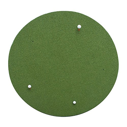 Best Review Of YX Xuan Yuan Golf Swing Blow Mat Outdoor Practice Blanket Diameter 1.5m Round Shape @