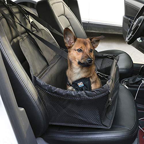 Kwaliteit Waterdichte Hond Huisdier Auto Seat Booster, Draagbare Vervoerder, Beschermer Veiligheid Mand, Opvouwbare Crate Guard met Clip-on Safety Leash Voor Chevrolet Blazer