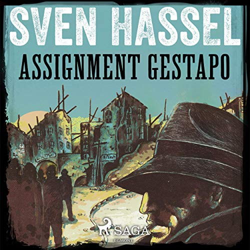 Assignment Gestapo audiobook cover art
