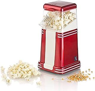 Machine à pop-corn à air chaud design rétro [Rosenstein & Söhne]