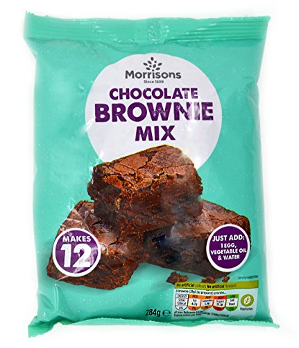 Morrisons Chocolate Brownie Mix, 284g