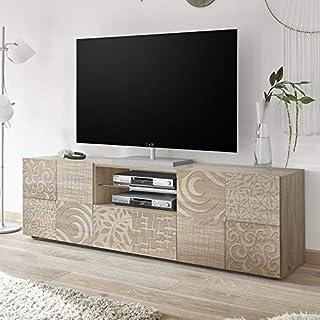nouveau style 21d36 dfdb4 Amazon.fr : meuble tv 180