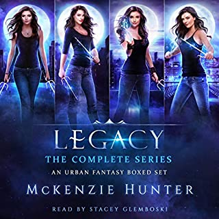 Legacy Series cover art