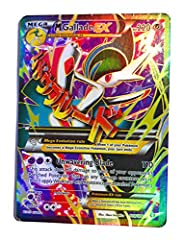 A single individual card from the Pokemon trading and collectible card game (TCG/CCG). This is of Full Art Ultra Rare rarity. From the XY Roaring Skies set. You will receive the Holo version of this card. You will receive the 1st Edition version of t...