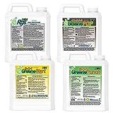 Seeding and Overseeding Liquid Starter Fertilizer - 4 Gallons - for...