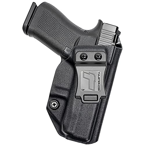 Tulster IWB Profile Holster in Right Hand fits: Glock 43/43X...