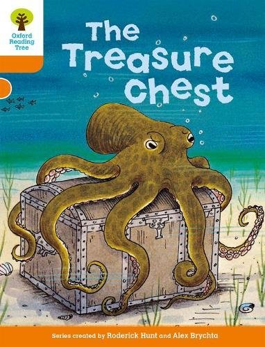 Oxford Reading Tree: Level 6: Stories: The Treasure Chestの詳細を見る