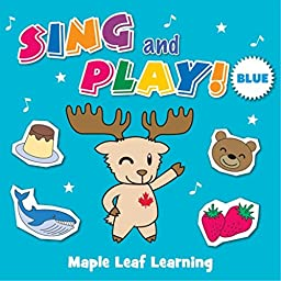 Amazon Music Unlimited Maple Leaf Learning Sing And Play Blue
