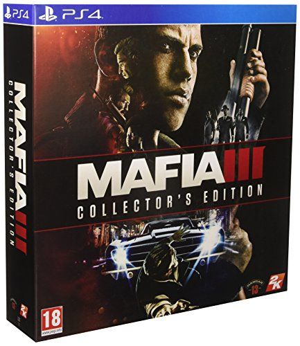 T2 Take Two Interactive Mafia III-Collector's Edition