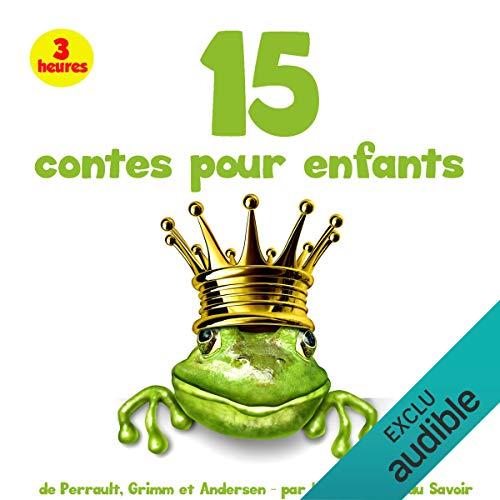 15 contes pour enfants audiobook cover art