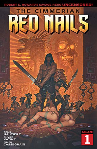 The Cimmerian #1: Red Nails (English Edition)