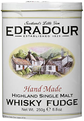 Gardiner's of Scotland Edradour Malt Whisky Fudge (1 x 250 g)