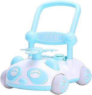 Trackpack Limited RideonToys4u - Caminante con música y luces LED, color azul a partir de 1 año