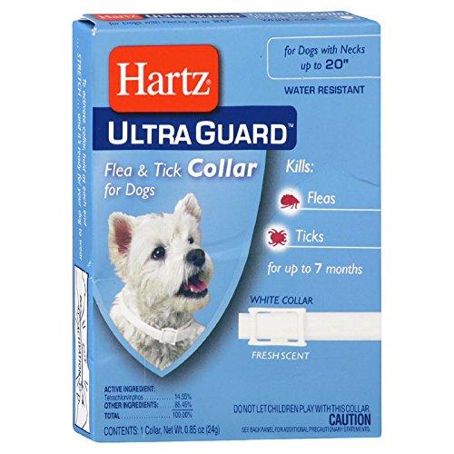 HARTZ Perros Insecticidas Collar Antipulgas 2 En 1 Adulto +kota