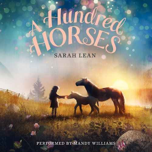 A Hundred Horses audiobook cover art