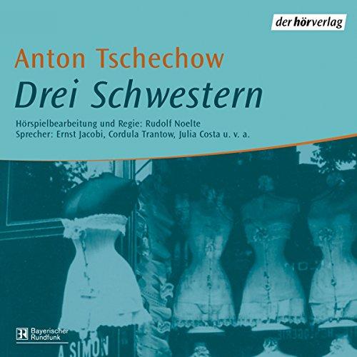 Drei Schwestern audiobook cover art