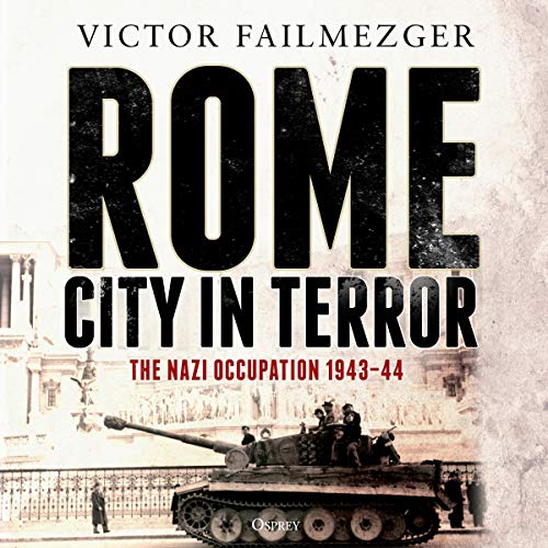 Rome - City in Terror cover art