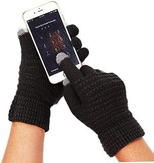 قفازات شاشة لمس محترفة للسيدات/الفتيات لأجهزة iPhone 5C / 5S وجميع أجهزة iPhone، iPad، وIpod Blackberry, وSamsung، وHTC وغ...