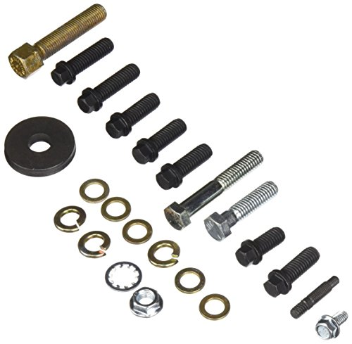 Milodon 83001 Engine Bolt Kit for Small Block Chevy