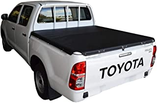 Rope Ute/Tonneau Cover for Toyota Hilux J-Deck (Apr 2005 to Sept 2015) Double Cab suits Headboard