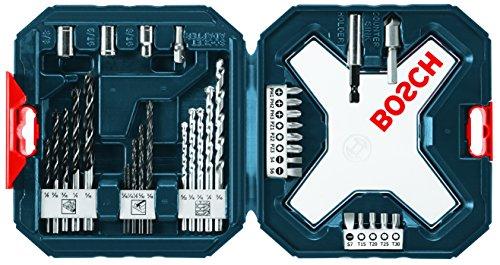 Set de Forage Bosch 34 Pièces - Modèle MS4034 - 0