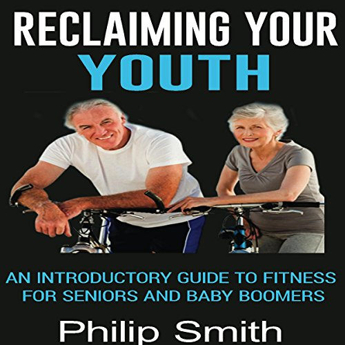 Reclaiming Your Youth audiobook cover art