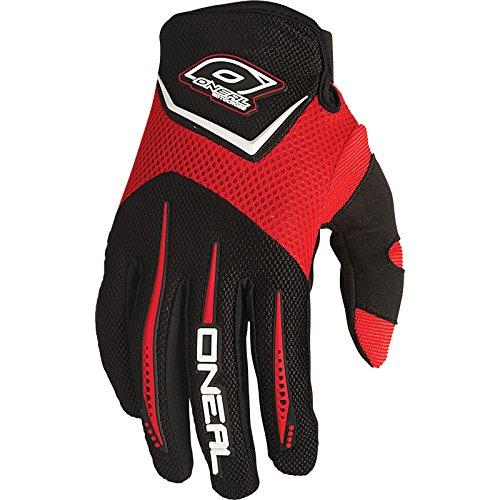 O'Neal Element 0399 Guanti da bicicletta, colore: rosso, M