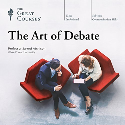 The Art of Debate audiobook cover art